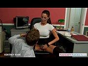 video bokep Office Babe In Glasses Kortney Kane Fucking