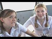 schoolgirl&#039_s fur pie licked hard