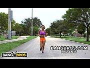 bangbros - young black babe nicole bexley teaches.