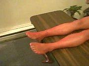 sexy native american female feet