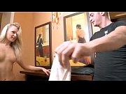 Perfect blonde step-sister surprised