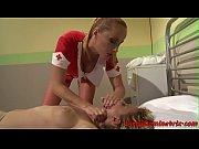 Beautiful tiedup sub used by nurse