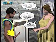3d comic: trade off