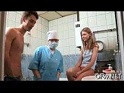 Gigantiske bryster fransk massage