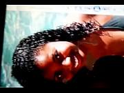 homenaje cum chica negra