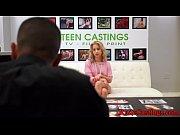 brutal casting audition for innocent teen