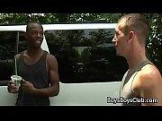 BlacksOnBoys - Gay Interracial Nasty Ass Fuck 06