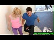 happy blonde teen kennedy kessler lead stepbro into.
