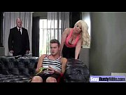 Mature Wife With Round Big Tits Love Sex On Tape (alura jenson) movie-02