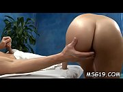 oiled blondie gets wet crack rammed