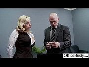 (sarah vandella02) Busty Office Slut Horny Girl Banged clip-27