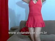 Девка скачет на резиновом самотыке