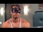 muscular hottie loves to striptease