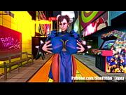 Chun-Li&#039_s Transformation