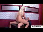 (Bridgette B) Office Busty Slut Girl In Hard Style Sex Tape movie-05
