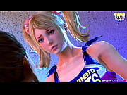 Lollipop Chainsaw - Juliet Starling gif Collection