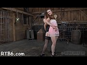 Angel gets senseless caning
