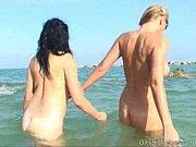 Shione Cooper &amp_ Nikita Valentin - Seaside Splashing