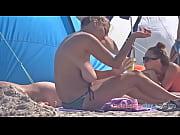 Topless Beach - Big Tits