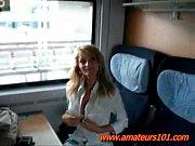 hot mum fucking in train