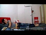 Emo boys screw tube gay Sexy Euro boys Clark, Micheal and Mark have a