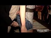 Ekstrablad massage ebony spanking