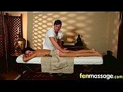 Cute teen babe fantasy fucking on massage table 12