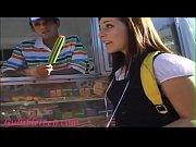 Gullibleteens.com cream truck super teen roller skates shares cock schoolgirl