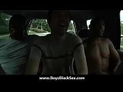 Black studs bareback sex with white boyz 05 Thumbnail