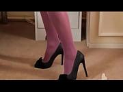 Домашние фотографии голых женщин в нейлоне