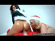 Brazzers - Sex pro adventures - (Jenna Ivory, Keisha Grey, Mick Blue) - Santas Anal Elves