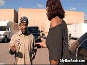 cherokee is a bbw thats an ebony milf.