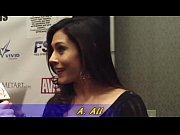 Huge Boobs Hot MILF Raylene Interviewed in the AVN Awards