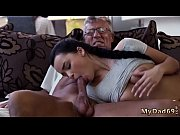 skinny granny anal old and dad daddy father.