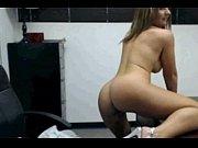 brunette milf strips on cam show online.