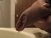 long foreskin piss sink