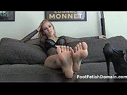 Worship Jordana Leigh&#039_s sexy feet