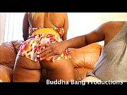 семейная пара пользуется своей рабами видео