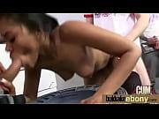 Ebony honey in group interracial sex orgy 30