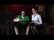 sexy tutor lelu love seduces her student to.