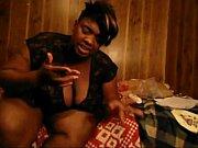 bbw ebony enjoys herself from desiresbbw.