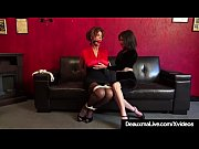 Mature Cougars Deauxma &_ Ashley Renee Bound &_ Ball Gagged!