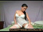 hot latina webcam girl dildo show
