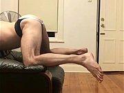 Interracila sex overknee stiefel für dicke waden