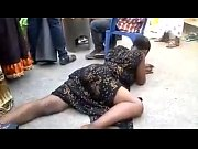african woman doing some sexual dances