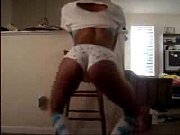 Black Girl Booty Sexy Shaking For Her Ex Boyfriend