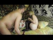 Классический секс с грудастой зрелой блондинкой