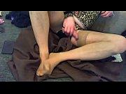 Ночное видео секса на капоте машины