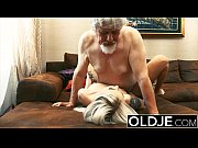 tattooed hooker fucked by old man she swallows.