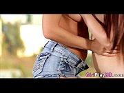 Большая мокрая грудь порно видео